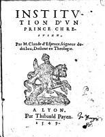 Institvtion D Vn Prince Chrestien PDF