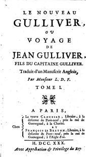Le nouveau Gulliver: ou, Voyage de Jean Gulliver, fils du capitaine Gulliver