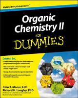 Organic Chemistry II For Dummies PDF