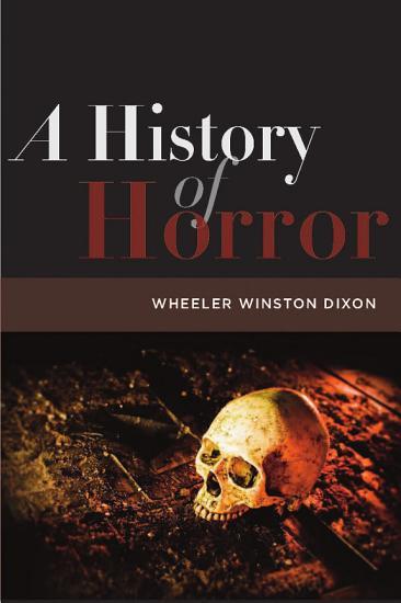A History of Horror PDF