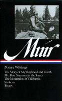 John Muir  Nature Writings  LOA  92  PDF