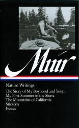 John Muir Nature Writings Loa 92  Book PDF