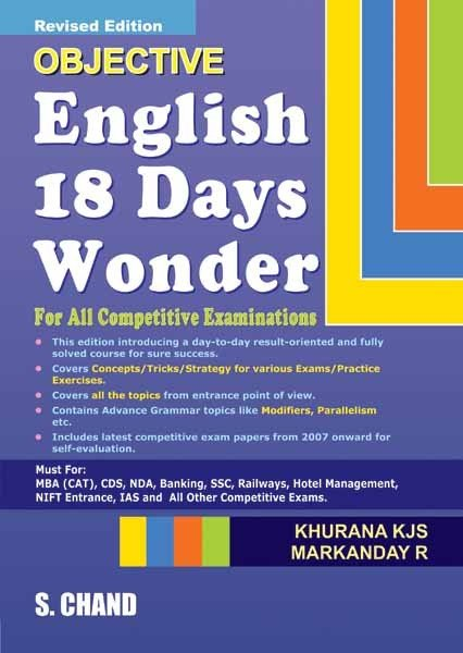 Objective English Days Wonder