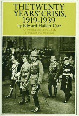Twenty Years  Crisis  1919 1939