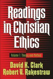 Readings In Christian Ethics