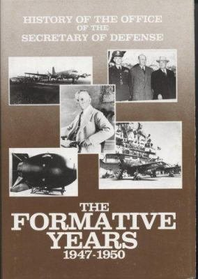 History of the Office of the Secretary of Defense PDF