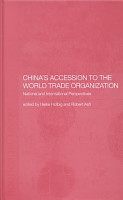 China s Accession to the World Trade Organization PDF