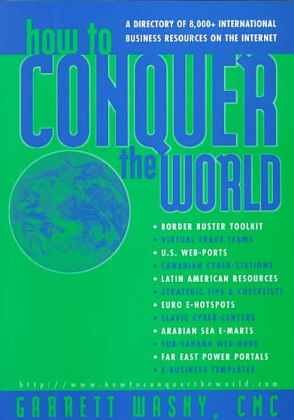 Download How to Conquer the World Book