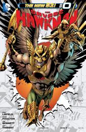 The Savage Hawkman (2012-) #0