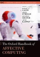 The Oxford Handbook of Affective Computing PDF