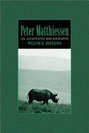Peter Matthiessen PDF