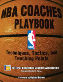 NBA Coaches Playbook