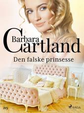 Den falske prinsesse: Bind 215