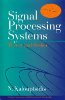Signal Processing Systems PDF