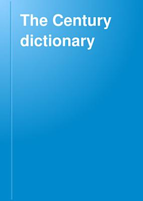 The Century Dictionary PDF