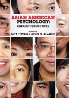 Asian American Psychology PDF