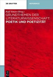 Grundthemen der Literaturwissenschaft  Poetik und Poetizit  t PDF