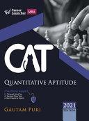 CAT 2021 Quantitative Aptitude by Gautam Puri