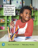 Assessment in Early Childhood Education Book