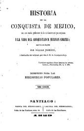 Historia de la conquista de Méjico: Volúmenes 3-4