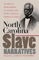 North Carolina Slave Narratives PDF