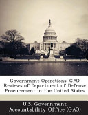 Government Operations PDF