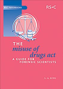 The Misuse of Drugs Act Book