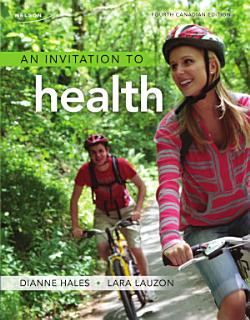 An Invitation to Health  4ce Book