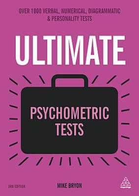 Ultimate Psychometric Tests PDF