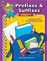 Prefixes   Suffixes Grade 5 PDF