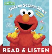 Over on Sesame Street (Sesame Street): Read & Listen Edition
