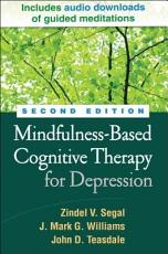 Mindfulness Based Cognitive Therapy for Depression PDF