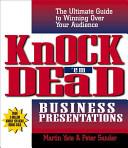 Knock Them Dead Business Presentations PDF