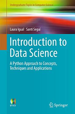 Introduction to Data Science PDF
