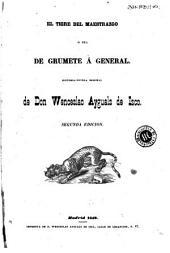 El Tigre del Maestrazgo, ó sea, De grumete á general: historia-novela original