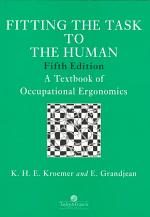 Fitting The Task To The Human, Fifth Edition