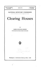 Clearing Houses