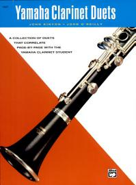 Yamaha Clarinet Duets PDF