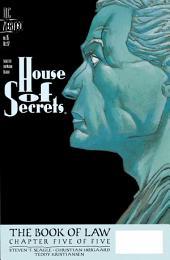 House of Secrets (1996-) #15
