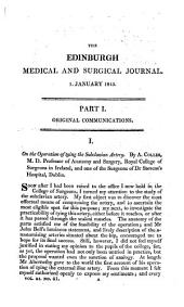 Edinburgh Medical and Surgical Journal: Volume 11