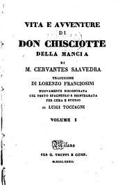 Vita e avventure di Don Chisciotte della Mancia ...