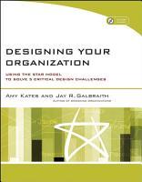 Designing Your Organization PDF