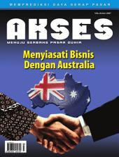 Majalah Akses Edisi ke-5: Menyiasati Bisnis dengan Australia