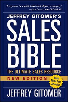 The Sales Bible  New Edition PDF