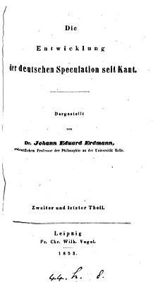 Versuch einer wissenschaftlichen Darstellung der Geschichte der neuern Philosophie PDF