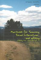 Methods for Teaching Travel Literature and Writing PDF