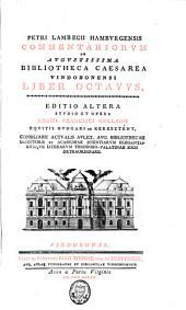 Petri Lambecii Hamburgensis Commentariorum de augustissima bibliotheca caesarea Vindobonensi...: p., 680 col., [23] p., [9] p. de pl. : ill