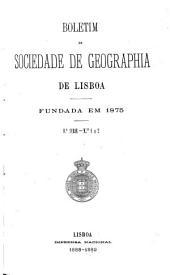 Boletim da Sociedade de Geographia de Lisboa