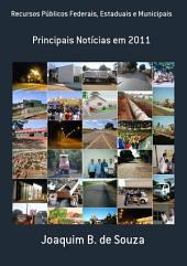Recursos Públicos Federais, Estaduais E Municipais