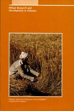 Wheat Research and Development in Pakistan